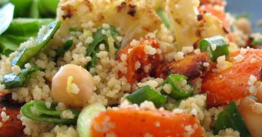 The Best Vegetarian Restaurants In Fes, Morocco