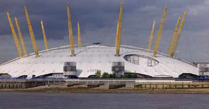 London's 02 Arena: More Than Just a Concert Venue