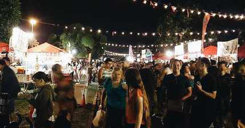 Welcome To Your Night Market In Arcadia 2015