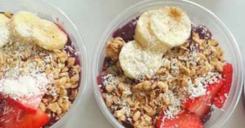 Where To Get Your Acai Fix in Los Angeles