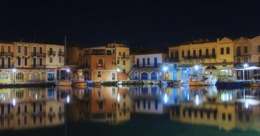 The Best Bars In Rethymno, Crete