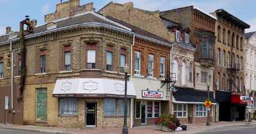 Top 10 Restaurants In Brantford, Ontario