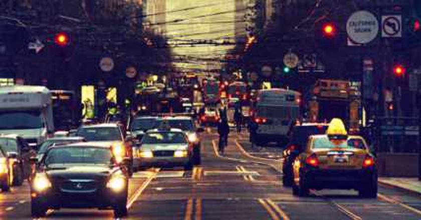 Quintessentially San Francisco: A Walk Down Market Street