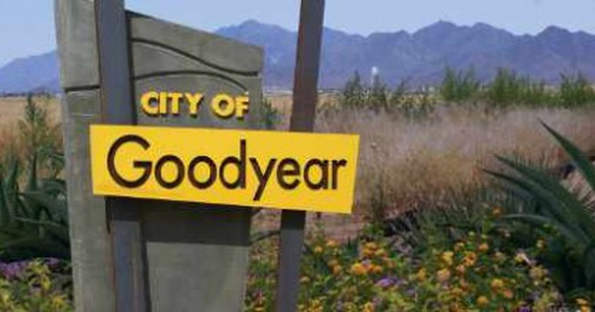 Top 10 Restaurants In Goodyear, Arizona