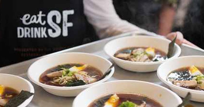 Celebrate SF's Diverse Foodie Culture At Eat Drink SF 2015 Festival