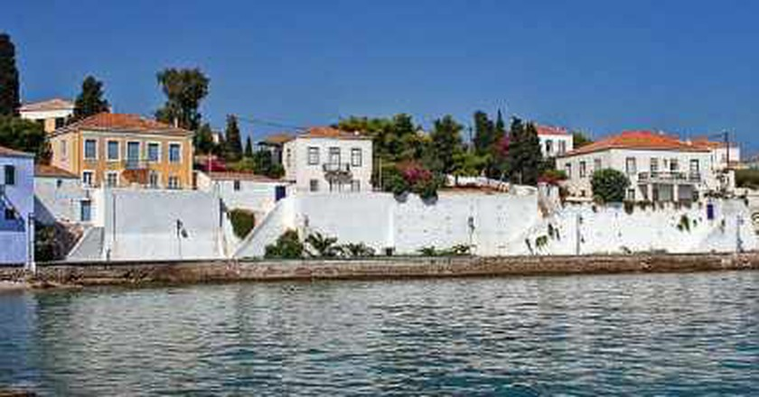 Best Beaches in Spetses, Greece