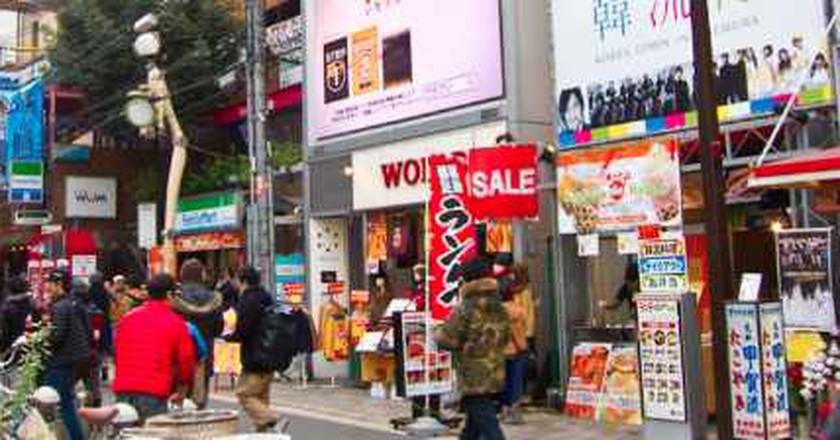 The 10 Best Restaurants In Amerikamura
