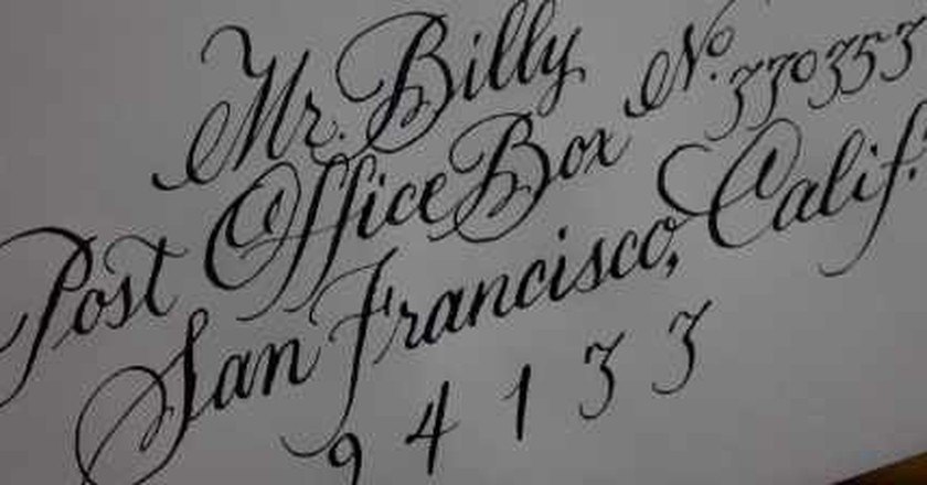 A Slave To Beauty: Interview With Calligrapher Billy Ola Hutchinson