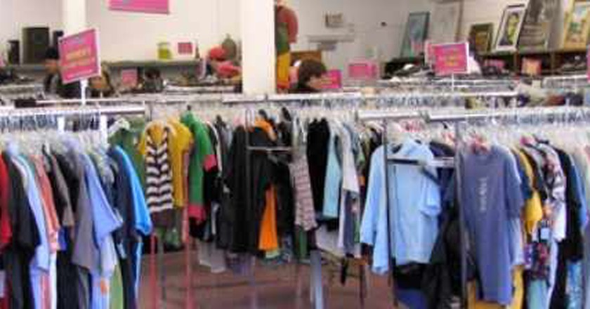 Now What? Where to Donate Used Clothes