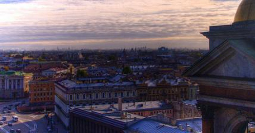 The 10 Best Things to See & Do in St Petersburg