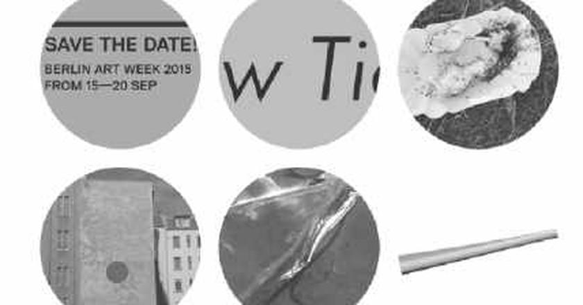 Insiders' Guide To Berlin's Galleries For Berlin Art Week 2015
