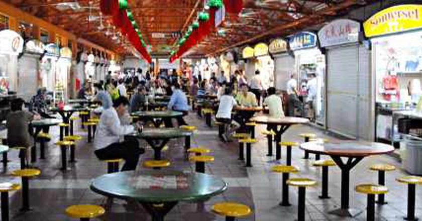 The Best Hawker Food Centers In Singapore