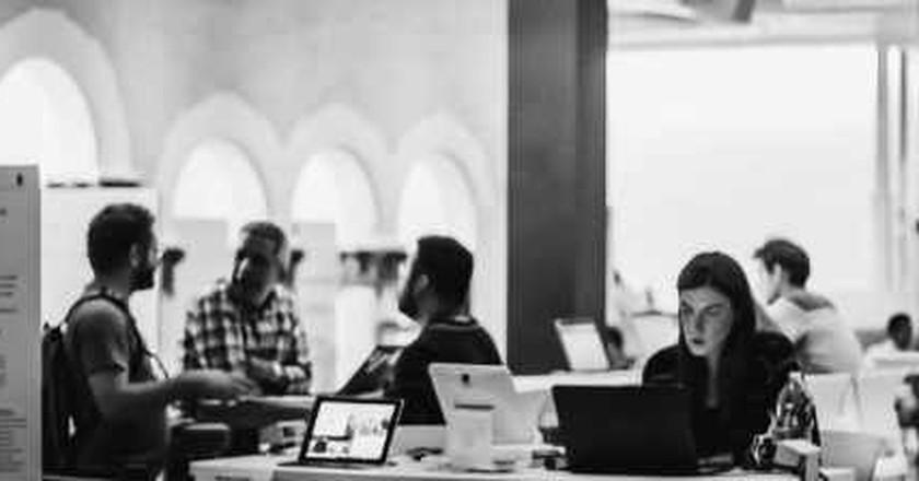 HanaHaus: Facilitating Creativity In The Silicon Valley