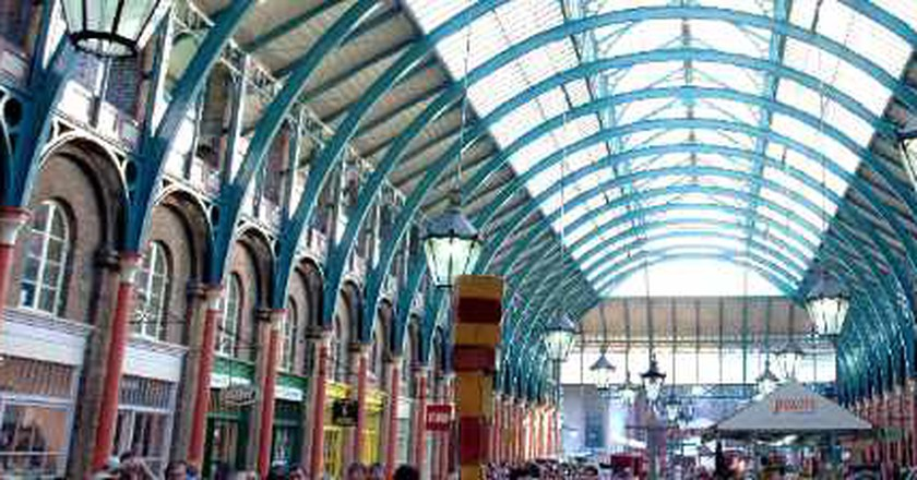 Top Things to See And Do In Covent Garden, London