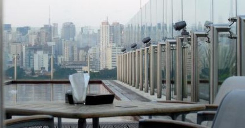 The Best Rooftop Bars In Sao Paulo, Brazil