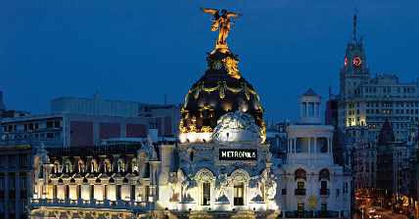 The Best Rooftop Bars In Madrid, Spain