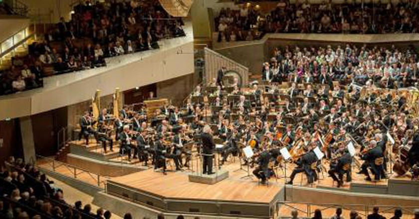 Berliner Philharmoniker 2015/2016 Concert Season