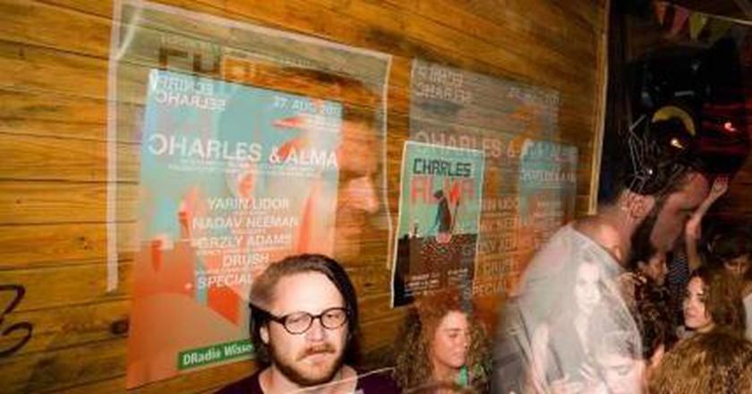Charles And Alma | Berlin Meets Tel Aviv At Kuli Alma Nightclub