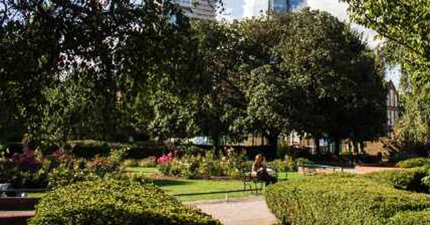 The Best Parks & Green Spaces In Bermondsey
