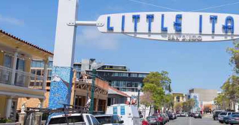 The Top 7 Things To Do and See in Little Italy, San Diego, CA