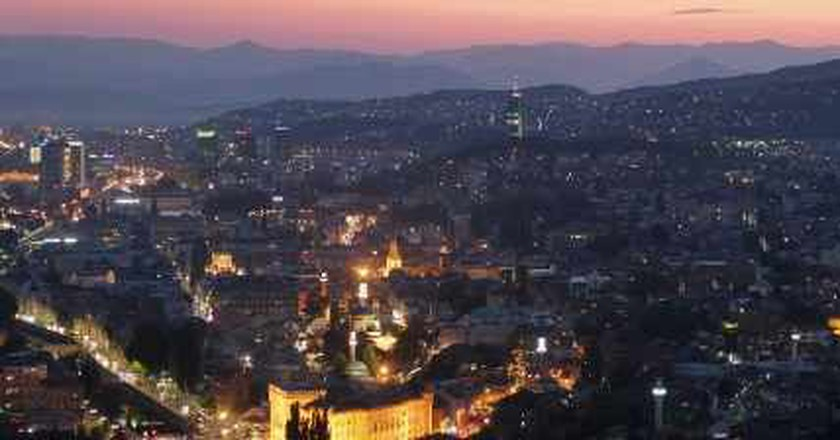 The 10 Best Bars In Sarajevo, Bosnia And Herzegovina