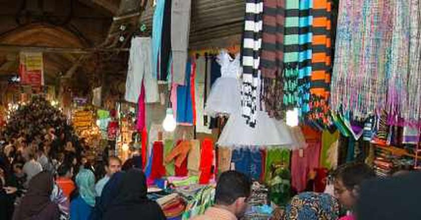 The Best Markets To Visit In Tehran, Iran
