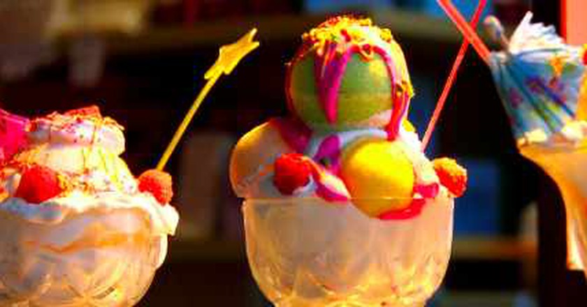 The Best Ice Cream Parlors In Barcelona, Spain