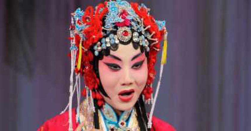 A Beginner's Guide To Beijing's Unique Peking Opera