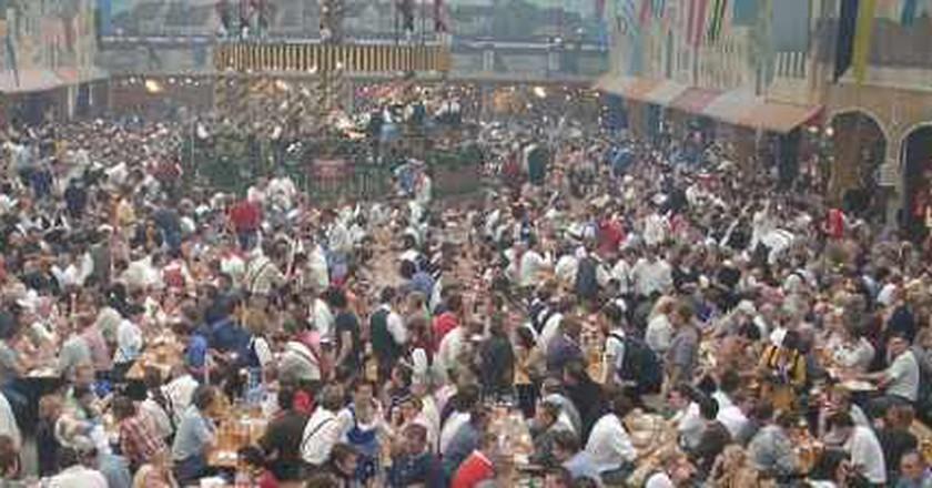 A Realist's Guide To Surviving Munich's Oktoberfest