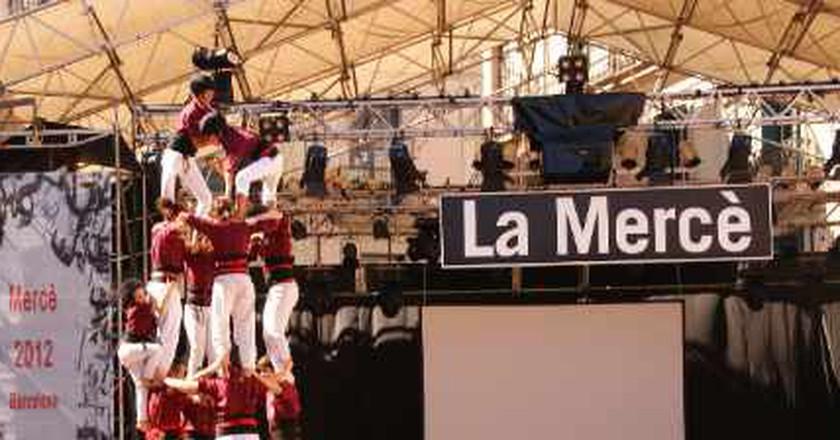 Spain's Dazzling La Mercè Festival | Celebrate Catalonia