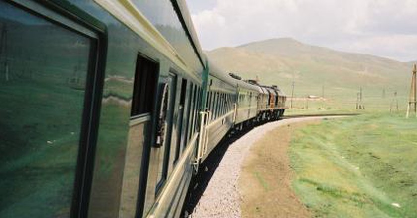 The 10 Most Beautiful Stops on the Trans-Siberian Railway