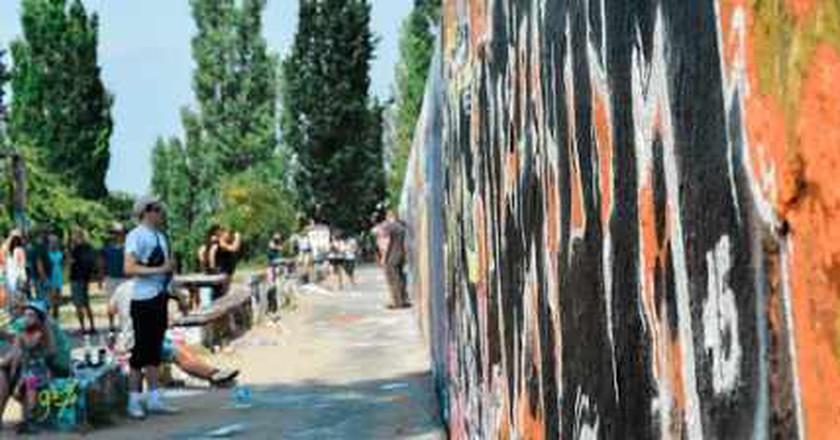 Prenzlauer Berg's Mauer Park: A Photo Series