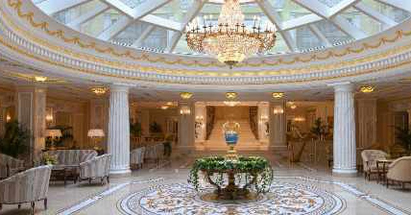 The 10 Best Hotels In St. Petersburg, Russia