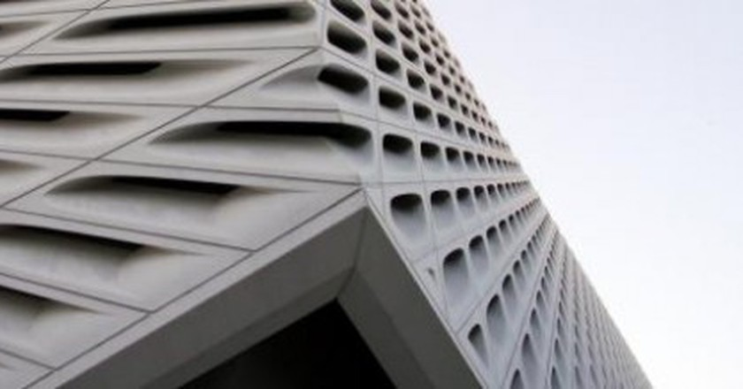 The Broad: LA's Newest Museum Opening September 20th