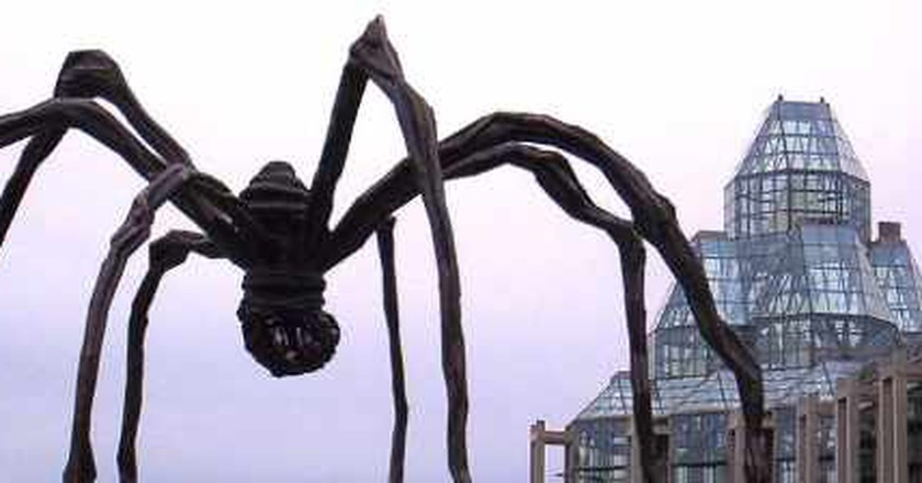 The Best Places To See Louise Bourgeois' Art