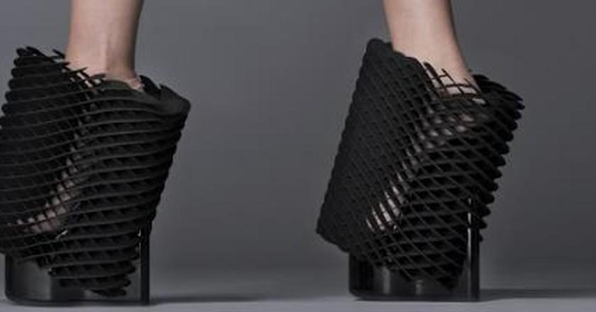 United Nude: Reinventing Footwear With 3D Printing