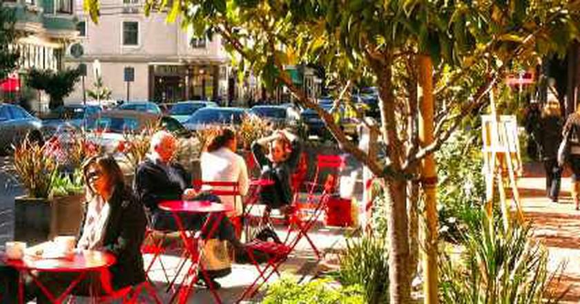 The Parklets Of San Francisco: Keeping Neighborhoods Alive