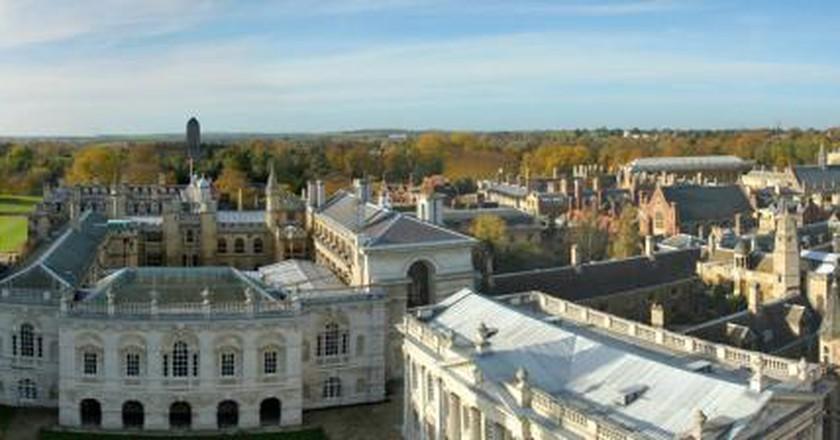 A Literary Tour of Cambridge