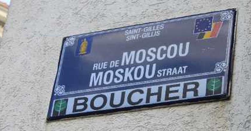 The Best Restaurants On Rue de Moscou, Brussels