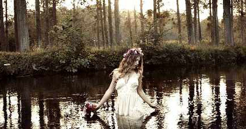 'A Story of Ophelia': Exploring Visions Of Femininity With Anouska Beckwith