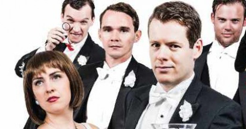 Interview: Stephen Sharkey, Adaptor Of 'The Great Gatsby' For The Stage