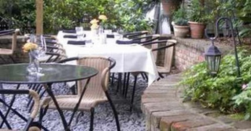 The Best Places For Outdoor Dining In Atlanta, Georgia