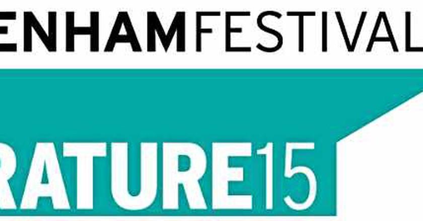 Cheltenham Literature Festival 2015