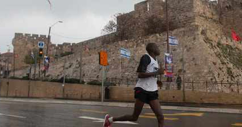 Israel's Biggest Running Events