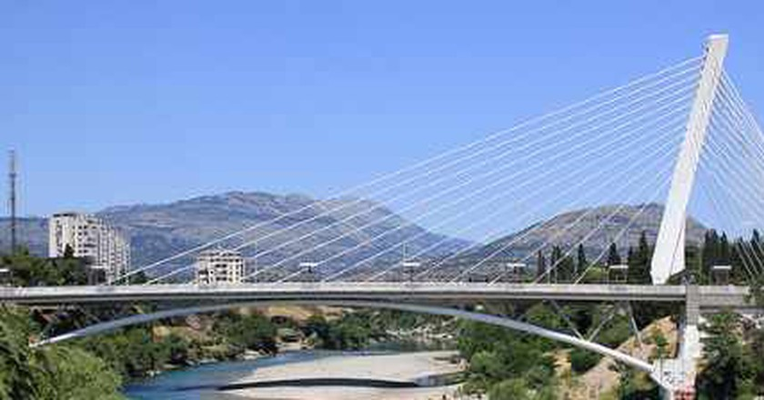 The 10 Best Pieces of Architecture in Podgorica, Montenegro