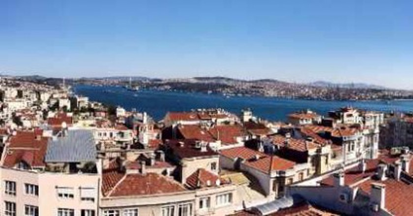 The Best Rooftop Bars In Istanbul, Turkey