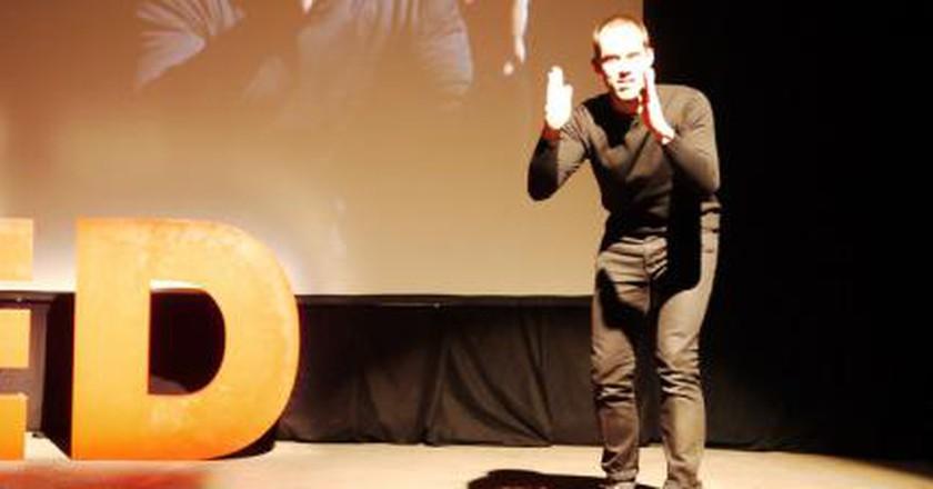 TEDX Arrives In Tel Aviv As TEDxWhite City