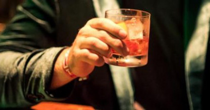 Mix Up A Storm: London Celebrates Cocktail Week 2015