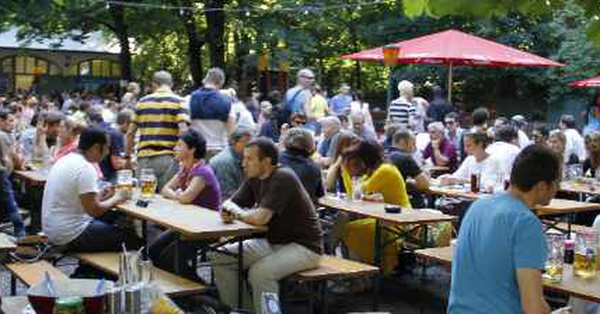 Best Beer Gardens In Manchester, UK