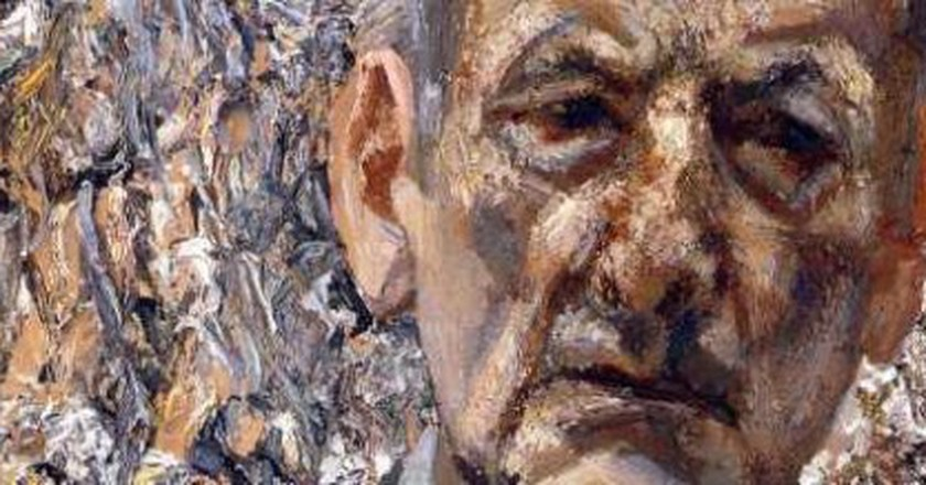 The Best Artworks By Lucian Freud And Where To Find Them